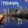 Browntrout Publishers 12in. x 12in. Philadelphia Wall Calendar