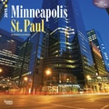 Browntrout Publishers 12in. x 12in. Minneapolis - St. Paul Wall Calendar