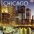 Browntrout Publishers 12in. x 12in. Chicago Wall Calendar