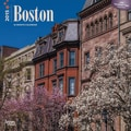 Browntrout Publishers 12in. x 12in. Boston Wall Calendar