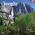 Browntrout Publishers 12in. x 12in. Yosemite 2015 Wall Calendar