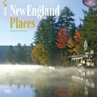 """Browntrout Publishers 12"""" x 12"""" New England Places Wall Calendar"""