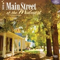 Browntrout Publishers 12in. x 12in. Main Streets of the Midwest Wall Calendar