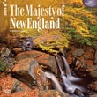 "Browntrout Publishers 12"" x 12"" The Majesty of New England Wall Calendar"