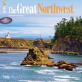 Browntrout Publishers 12in. x 12in. The Great Northwest Wall Calendar