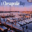 """Browntrout Publishers 12"""" x 12"""" Chesapeake Bay Wall Calendar"""