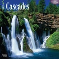 Browntrout Publishers 12in. x 12in. Cascades Wall Calendar