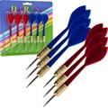 Trademark 8 Gram Dart Set, Red/Blue