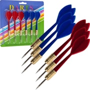 Trademark 8 Gram Dart Set, Red/Blue