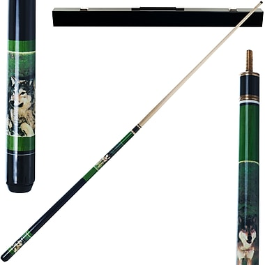 Trademark Gray Wolf Billiard Pool Stick