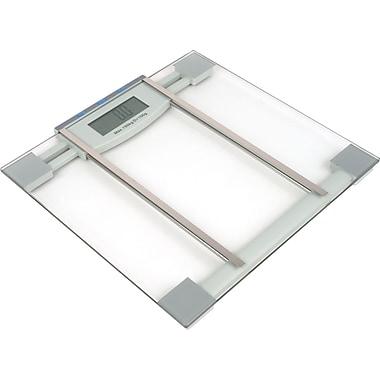 Trademark 72-2032 Remedy Body Weight/Fat/Hydration Digital Scale