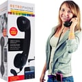 Sound Logic™ 5505B Retro Cell Phone Handset