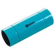 Kinyo MS-21 2.0 Mini Portable Speaker, Blue
