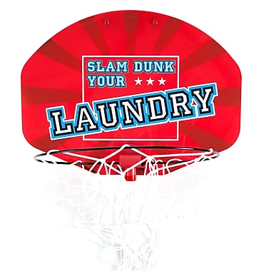 Trademark Over the Door Dunk Your Laundry Hamper Basketball