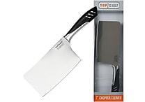 Top Chef® 7' Stainless Steel Chopper Cleaver