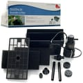 Trademark Beckett Small Underground Pond Pump Filter Kit