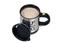 Chef Buddy Self Stirring Coffee Hot Chocolate Mug