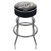 "Trademark 31"" Padded Swivel Bar Stool, Army Black Knights"