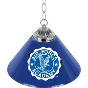"Trademark NCAA 14"" Single Shade Gameroom Lamp, Air Force Falcons"