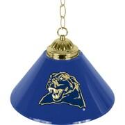 "Trademark NCAA 14"" Single Shade Gameroom Lamp, University of Pittsburgh"