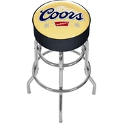 Trademark 30 Padded Swivel Bar Stool, Coors Banquet