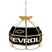 "Trademark 16"" Tiffany Gameroom Lamp, Chevrolet"