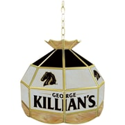 "Trademark 16"" Tiffany Gameroom Lamp, George Killian's"
