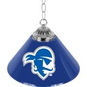 "Trademark NCAA 14"" Single Shade Gameroom Lamp, Seton Hall University"