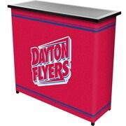 "Trademark 36"" Metal Portable Bar With Case, University of Dayton"