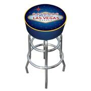 Trademark 30 Padded Swivel Bar Stool, Las Vegas