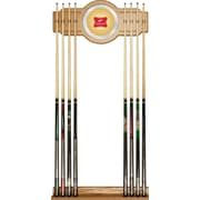 "Trademark ""Miller High Life"" Wood Billiard Cue Rack"