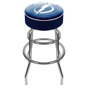 Trademark 31 NHL Padded Swivel Bar Stool, Tampa Bay