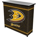 Trademark NHL 36in. Metal Portable Bars With Case