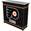 "Trademark NHL 36"" Metal Portable Bar With Case, Philadelphia Flyers"