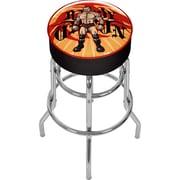 Trademark 31 WWE Padded Swivel Bar Stool, Kids Randy Orton