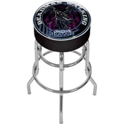 Trademark 31 WWE Padded Swivel Bar Stool, Undertaker