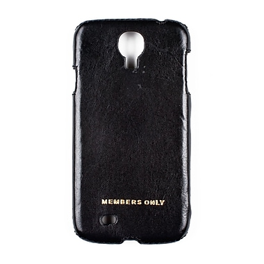Members Only case for Samsung Galaxy S4, Black