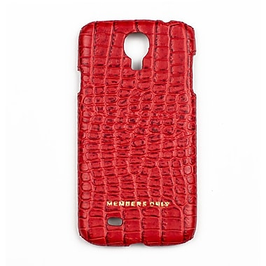 Members Only case for Samsung Galaxy S4, Red gator