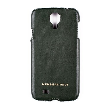 Members Only case for Samsung Galaxy S4, Green