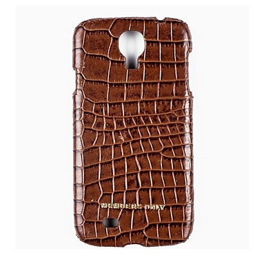 Members Only case for Samsung Galaxy S4, Cognac gator