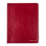 Members Only portfolio case for iPad, Red