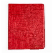 Members Only portfolio case for iPad, Red gator