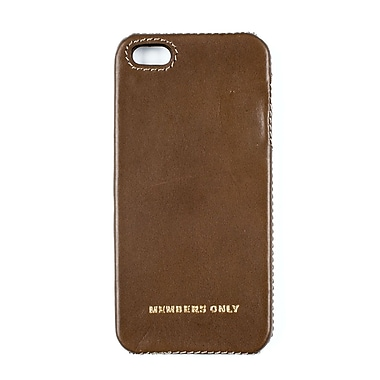 Members Only bumper case for iPhone 5/5s, Olive