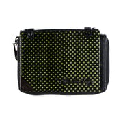 Members Only ladies mini clutch, Green