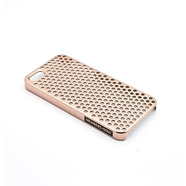 Members Only snap case for iPhone 5/5s, Rose gold