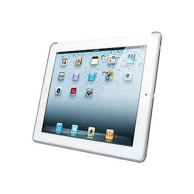 Kensington® Protective Smart Back Cover For iPad 2/3/4, Translucent