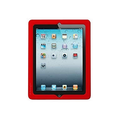 Kensington® BlackBelt™ Protection Band For iPad 2/3/4, Red