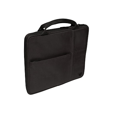 V7® Attache Slim Case With Pockets For All iPad, Black
