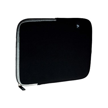 V7® Ultra Protective Sleeve For iPad, Black/Gray