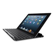 Belkin® FastFit Keyboard Cover For iPad, Silver/Black